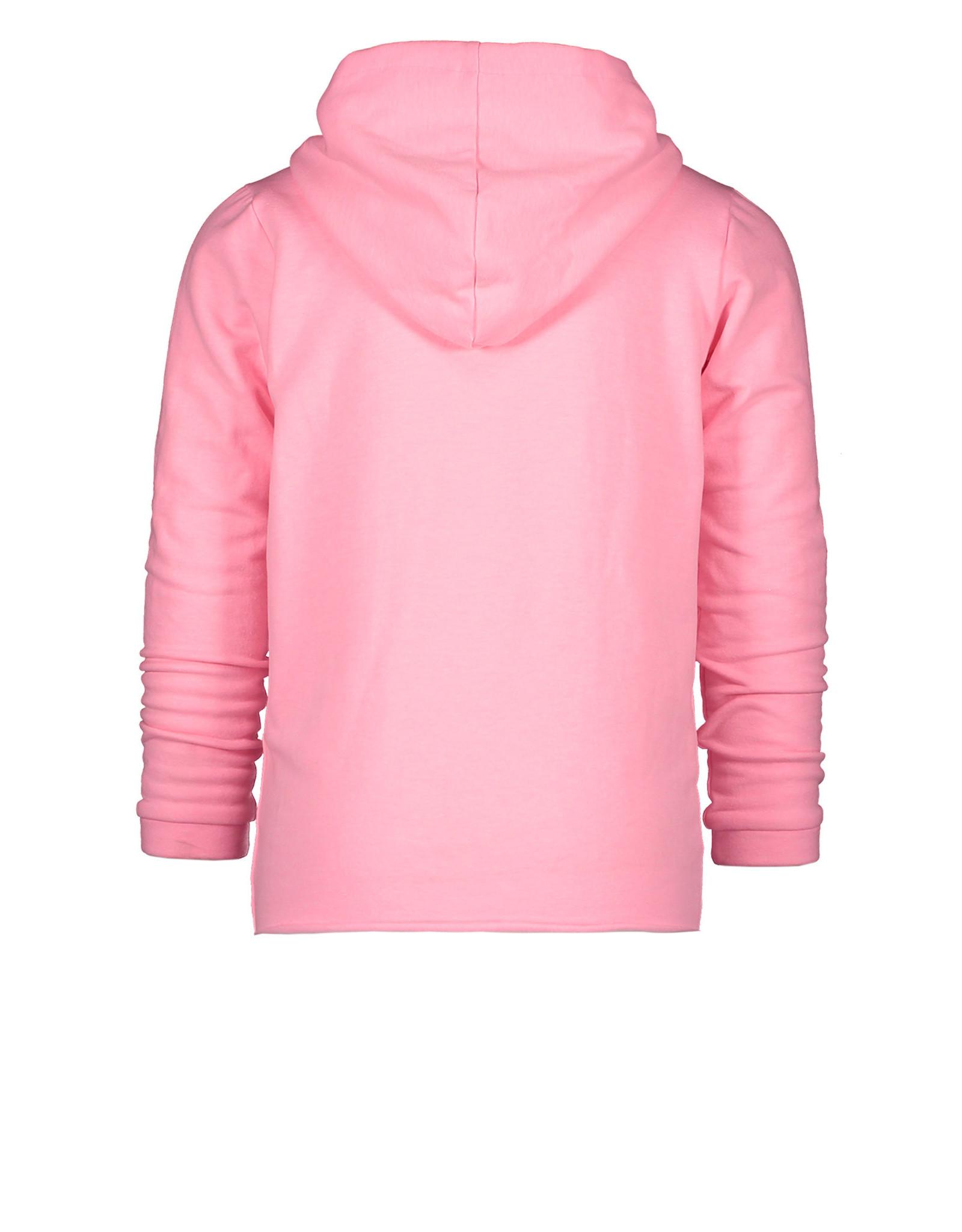 Moodstreet Moodstreet meisjes hoodie Sparkling Pink