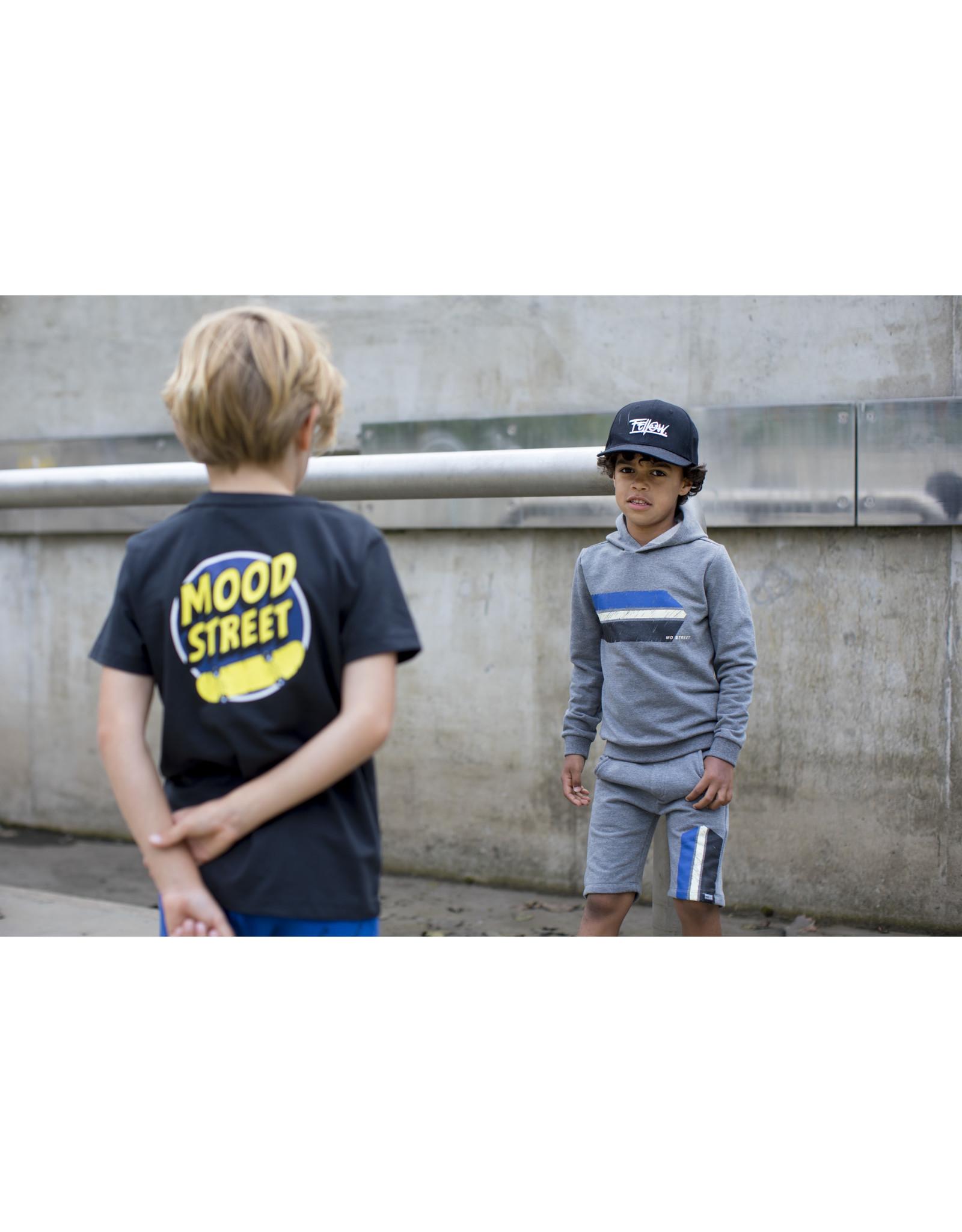 Moodstreet Moodstreet jongens korte joggingbroek Antra Mele