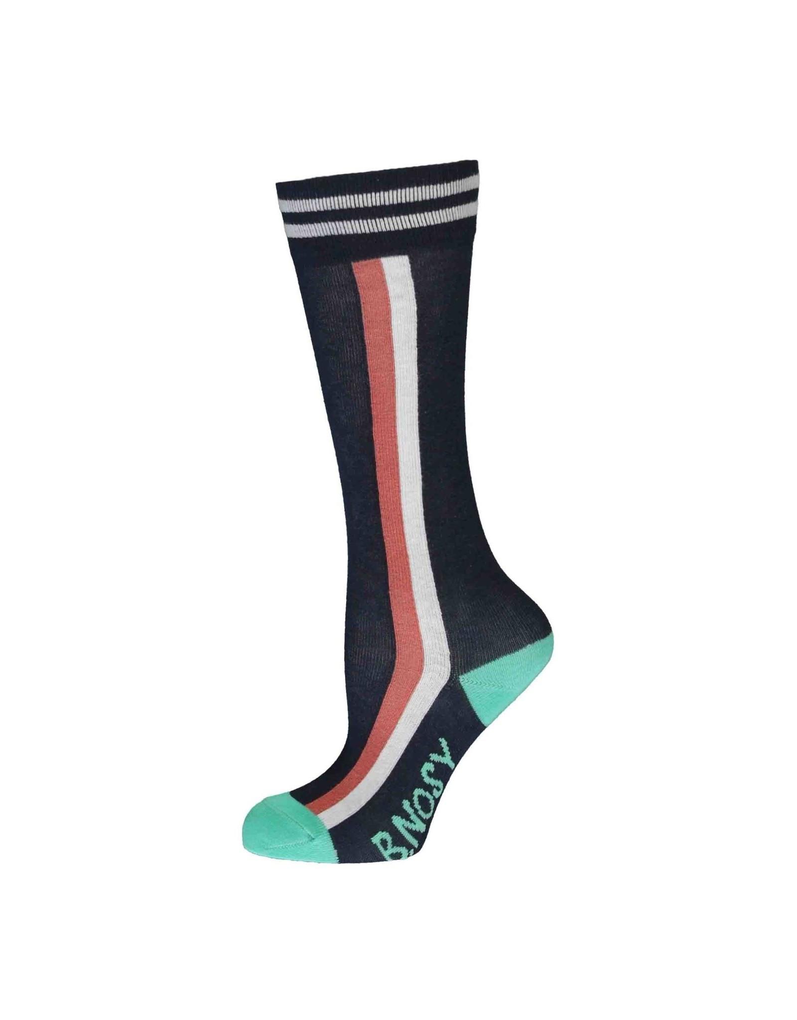 B.Nosy B.Nosy meisjes sokken Space Blue S21