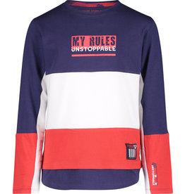 4President 4President jongens sweater Ralf Navy