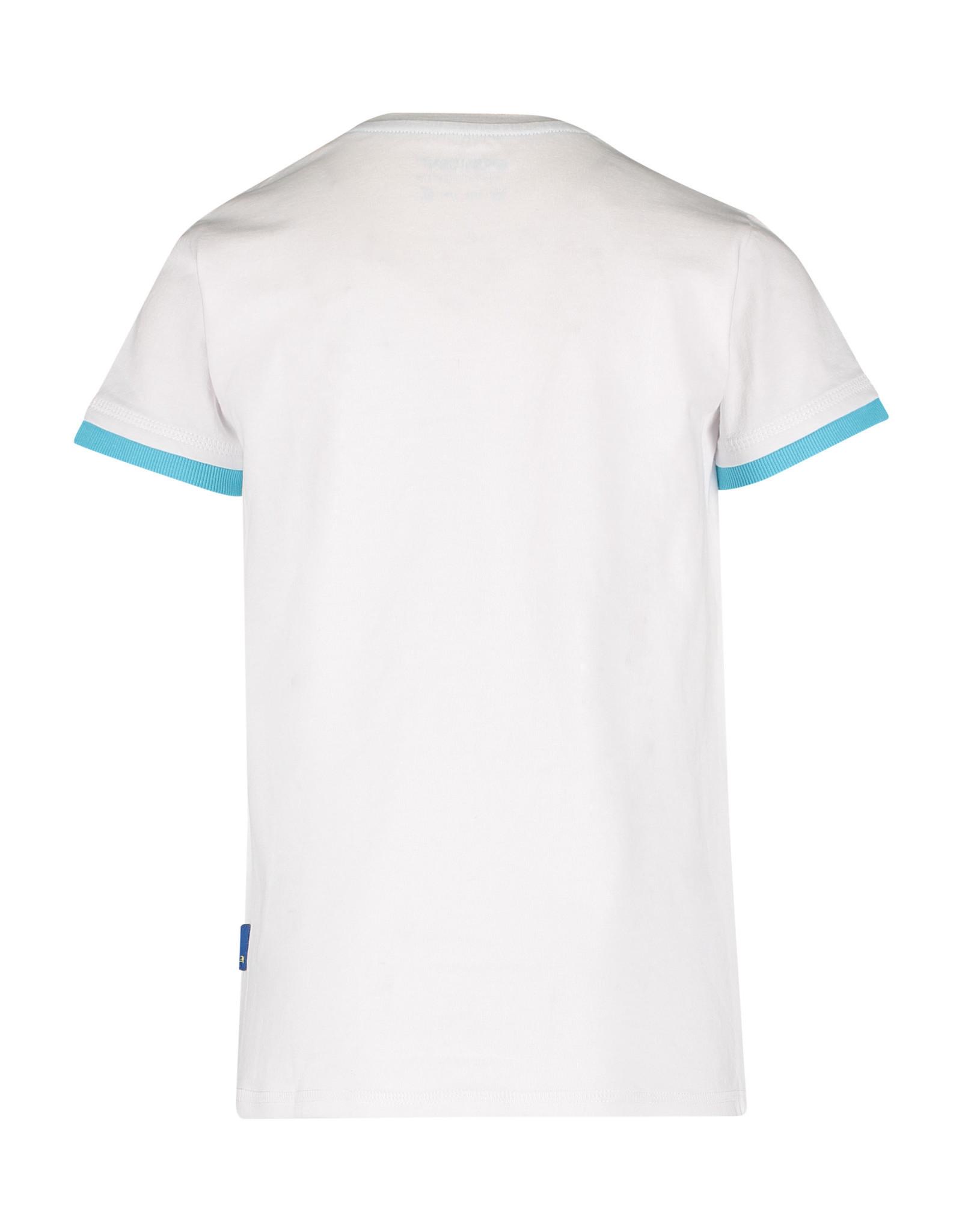 4President 4President jongens t-shirt Kadin White