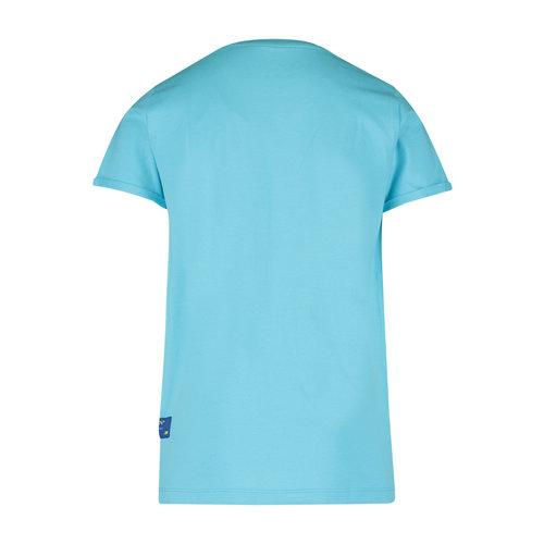 4President 4President jongens t-shirt Karl Pool Blue