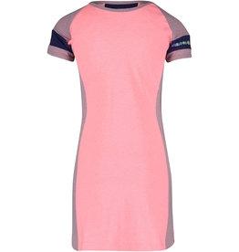 4President 4President meisjes jurk Mabyn Light Neon Pink