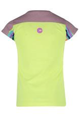4President 4President meisjes t-shirt Mia Neon Yellow
