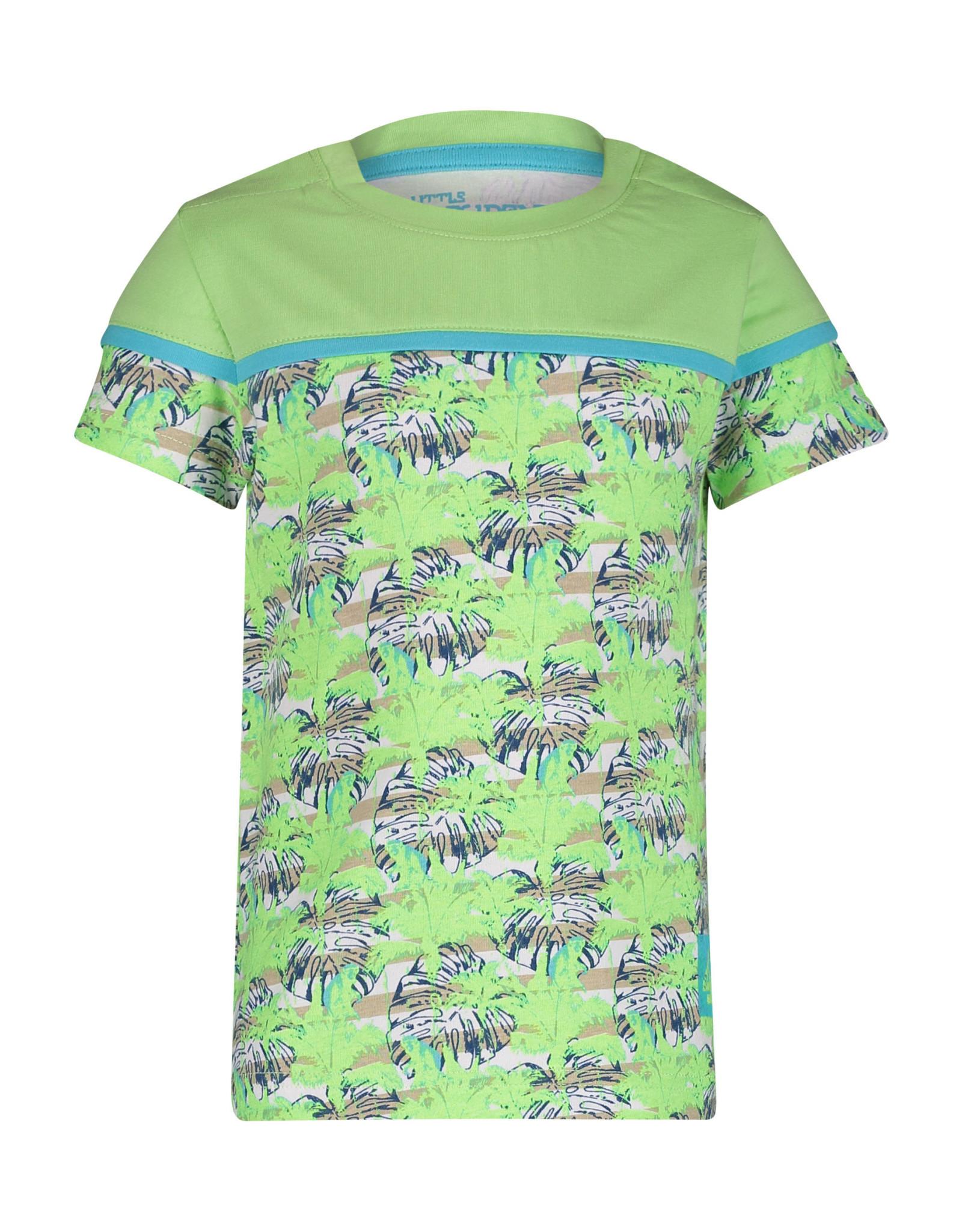 4President 4President jongens t-shirt Isaak LB Green