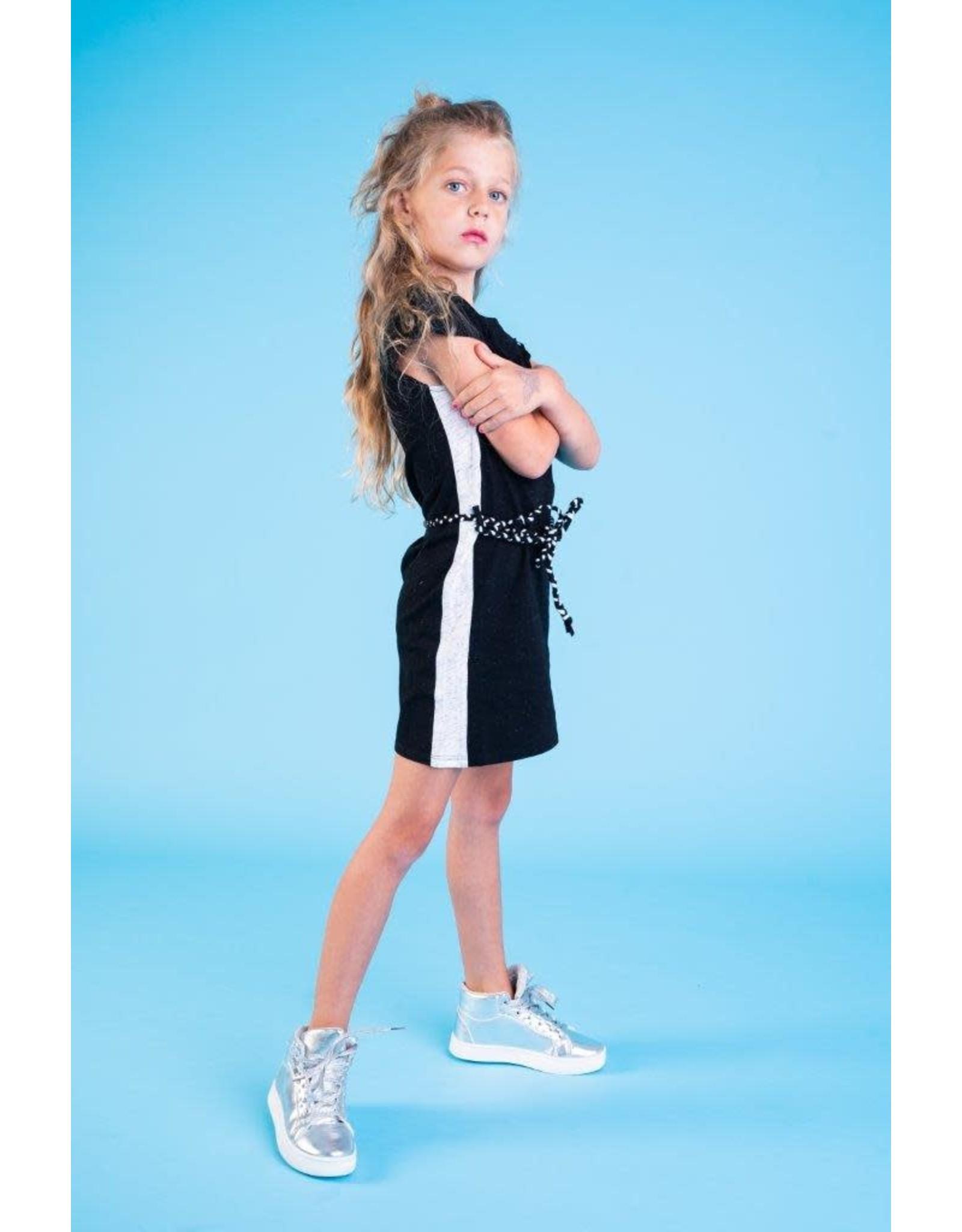 4President 4President baby meisjes jurk Karsyn Black