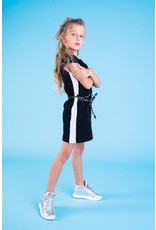 4President 4President meisjes jurk Karsyn Black