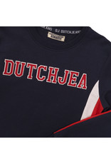DJ Dutchjeans DJ Dutchjeans jongens sweater colorblock Navy