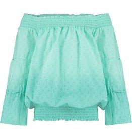 Vingino Vingino meiden shirt Leny Mid Mint