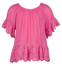 Vingino Vingino meiden shirt Levina Warm Pink
