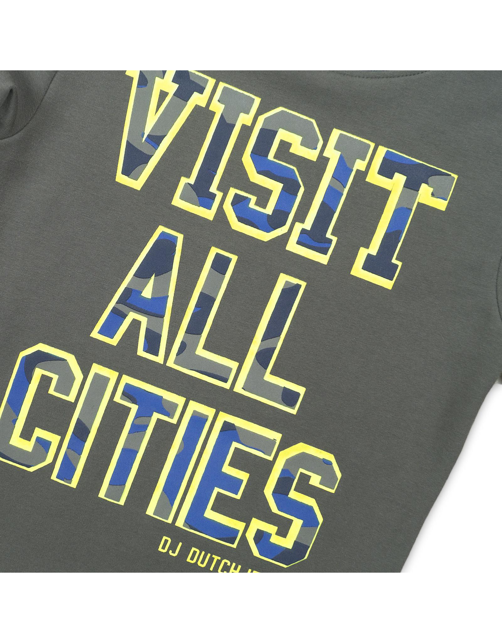DJ Dutchjeans DJ Dutchjeans jongens sweater Visit All Cities
