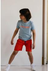 Mister-T Mister-T jongens korte joggingbroek John Orange