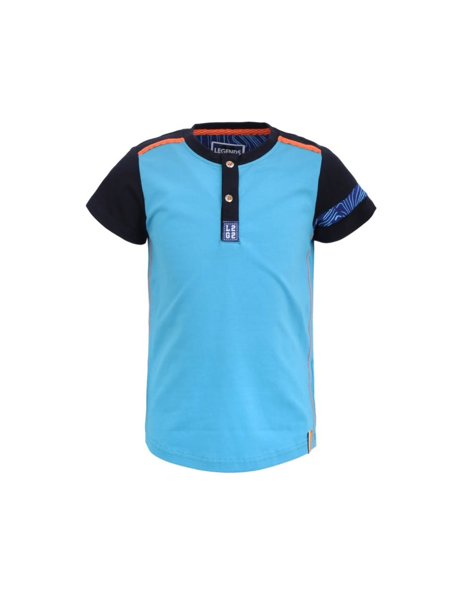 Legends Legends jongens t-shirt Orion Scuba Blue