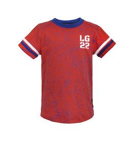 Legends Legends jongens t-shirt Glenn Red