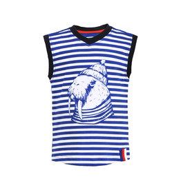 Legends Legends jongens hemd Gilberto Blue