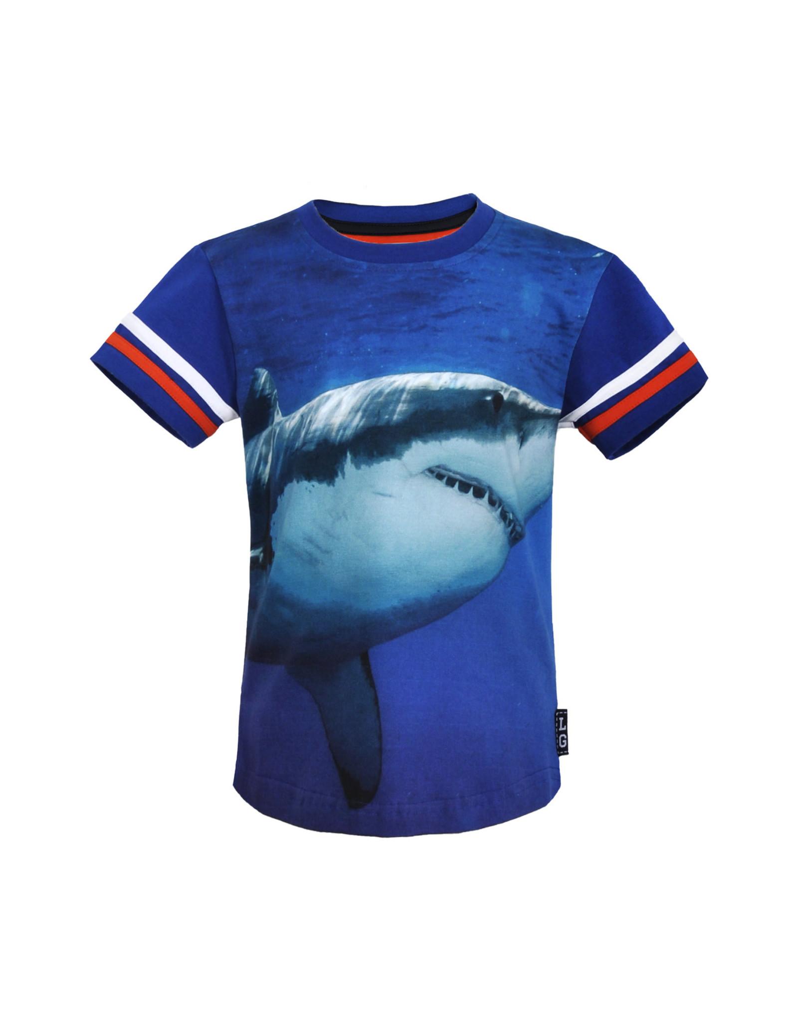 Legends jongens t-shirt Gavin Blue