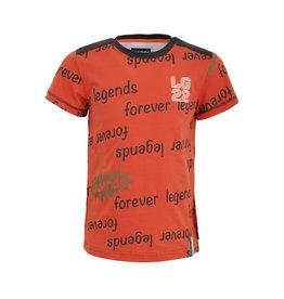 Legends Legends jongens t-shirt Olivier Red