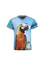 Legends jongens t-shirt Oktay Scuba Blue