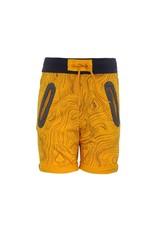 Legends Legends jongens korte joggingbroek Roelof Yellow