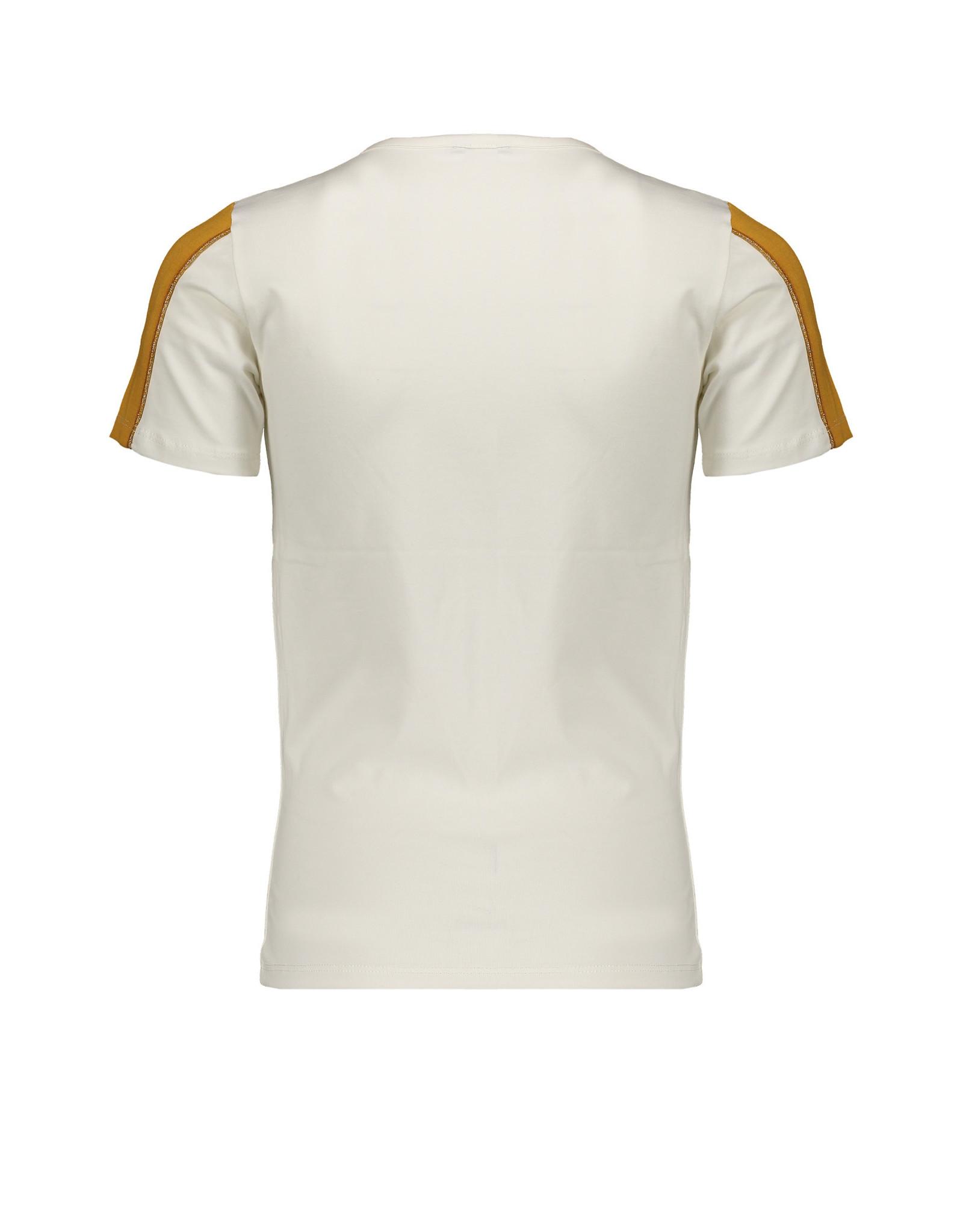 NoBell meiden t-shirt DON'T QUIT Kulian Off White