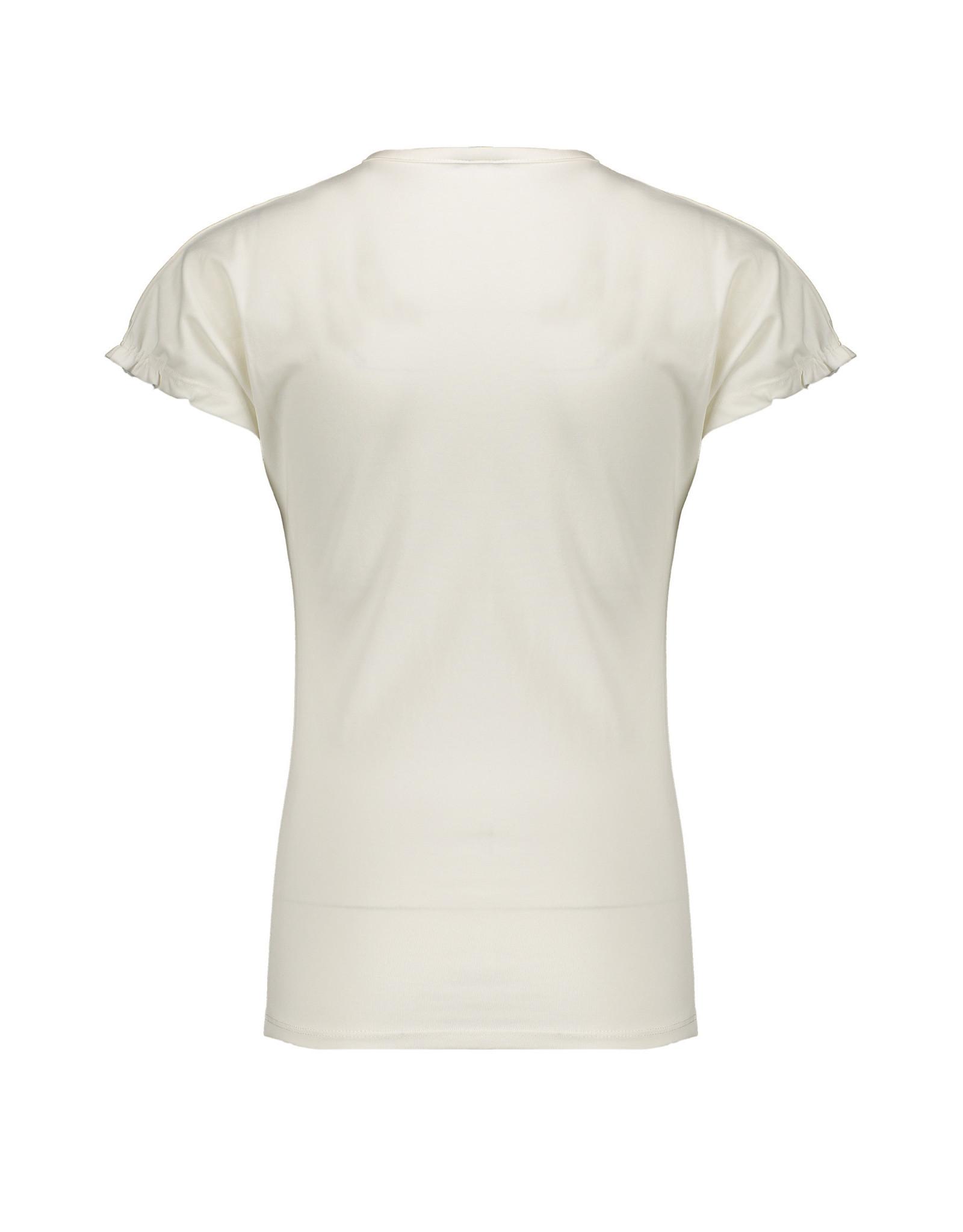 NoBell meiden t-shirt Holiday Kaka Grey Navy
