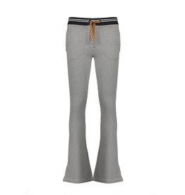 NoBell NoBell meiden flared pants Sahara Grey Navy