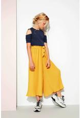 NoBell meiden plisse culotte Sasha Safari Gold