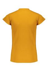 NoBell meiden jersey t-shirt Kim Safari Gold