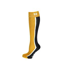 NoBell NoBell meiden lange sokken Rose Safari Gold