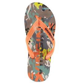Vingino Vingino jongens slippers Rens Orange Sun