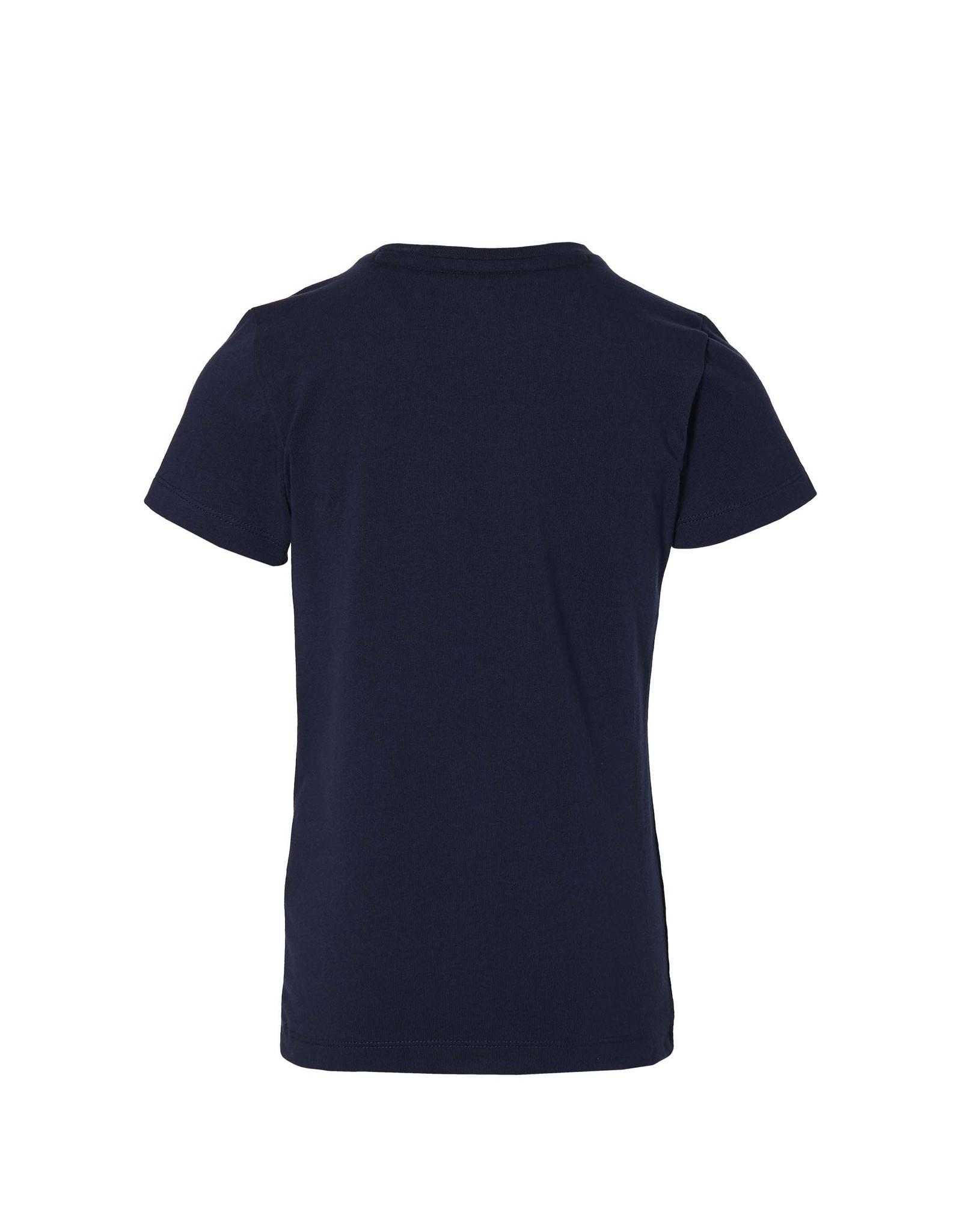 Quapi Quapi jongens t-shirt Fane Dark Blue