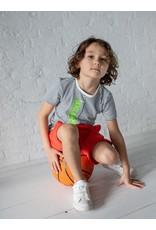 Quapi Quapi jongens t-shirt Ference Dark Blue Stripe
