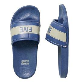 Quapi Quapi jongens slippers Fasco Sport Blue