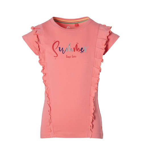 Quapi Quapi meisjes t-shirt Fayah Shell Pink