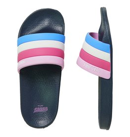 Quapi Quapi meisjes slippers Fiza Dark Blue