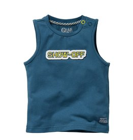 Quapi Quapi baby jongens hemd Gianni Sport Blue