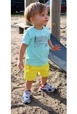 Quapi quapi baby jongens korte joggingbroek Gique Blazing Yellow