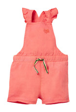 Quapi Quapi baby meisjes tuinbroek Gili Shell Pink