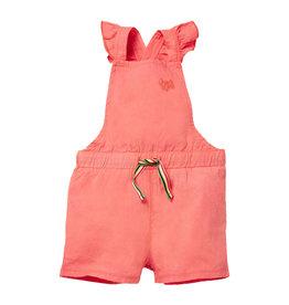 Quapi Quapi baby meisjes salopette Gili Shell Pink