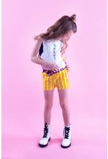 B.Nosy B.Nosy meisjes korte broek Fun Chrome Stripe