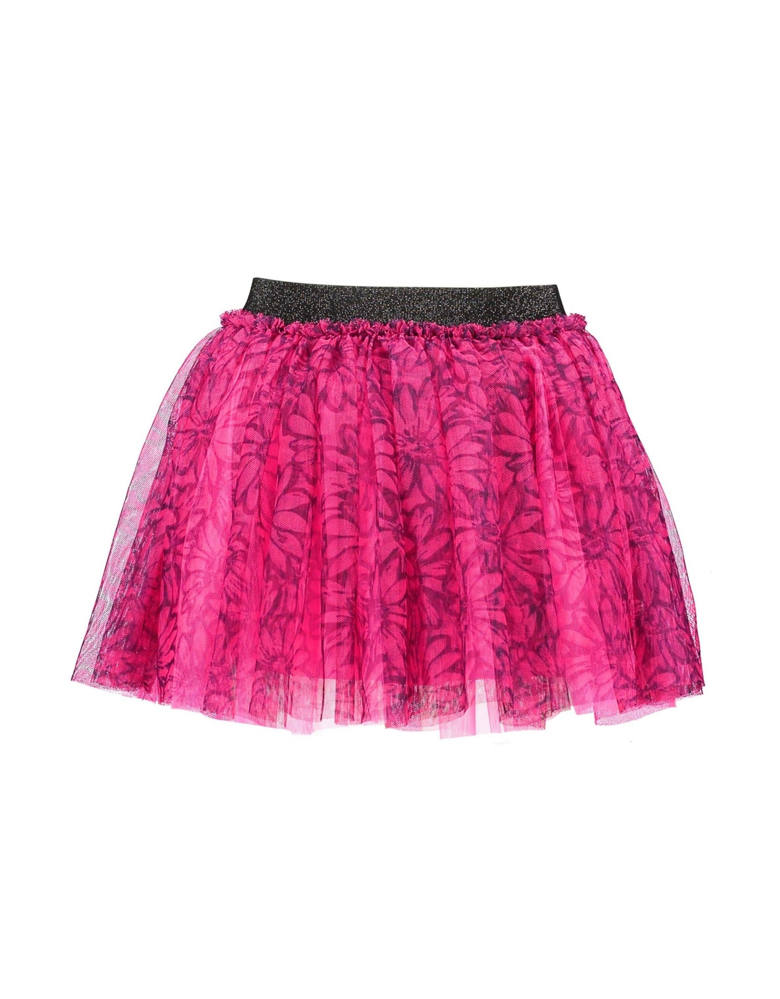B.Nosy B.Nosy meisjes tulle rok Knock out Pink