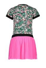 B.Nosy B.Nosy meisjes jurk met tulle rok Sunny AO