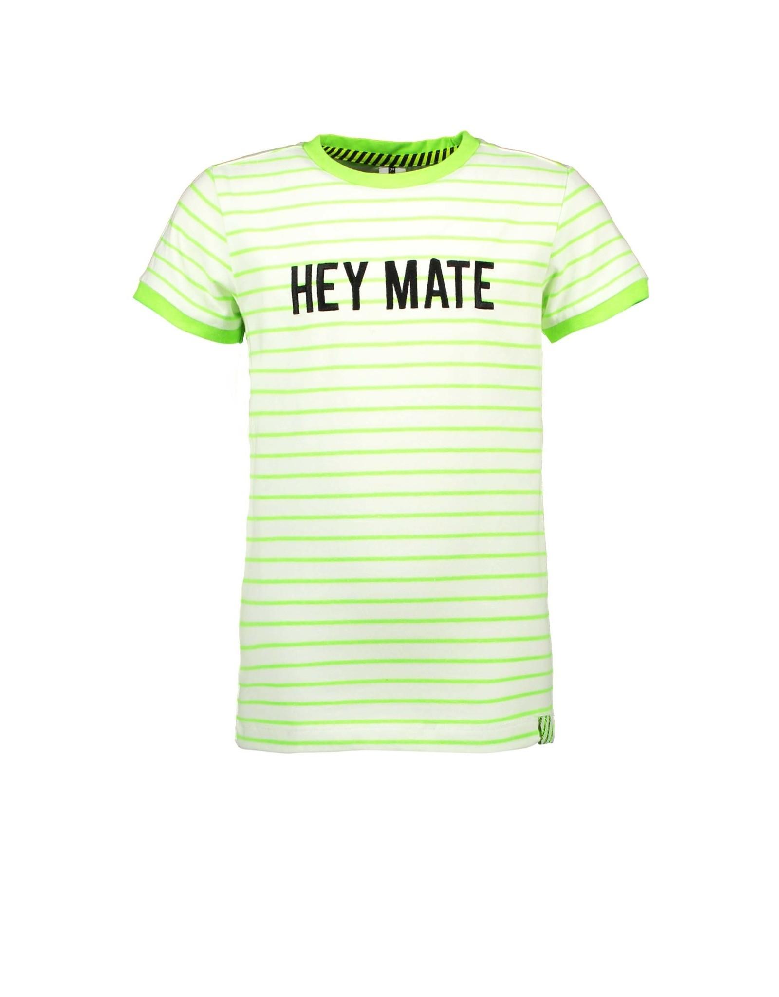 B.Nosy B.Nosy jongens t-shirt He Mate Lost Gecko Stripe