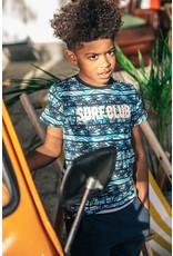 B.Nosy B.Nosy jongens t-shirt Surf Club On The Beach AO