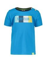 B.Nosy B.Nosy baby jongens t-shirt Surfclub Surf Blue