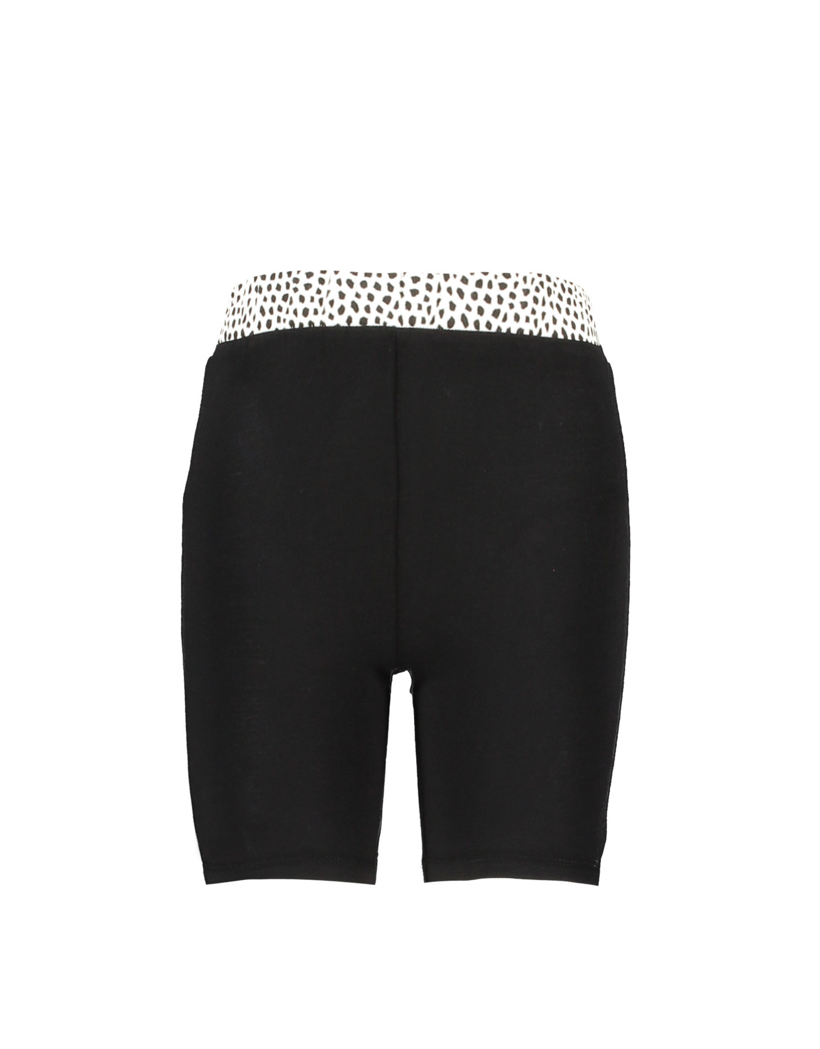 B.Nosy B.Nosy meisjes korte broek met Fash Spots band Black