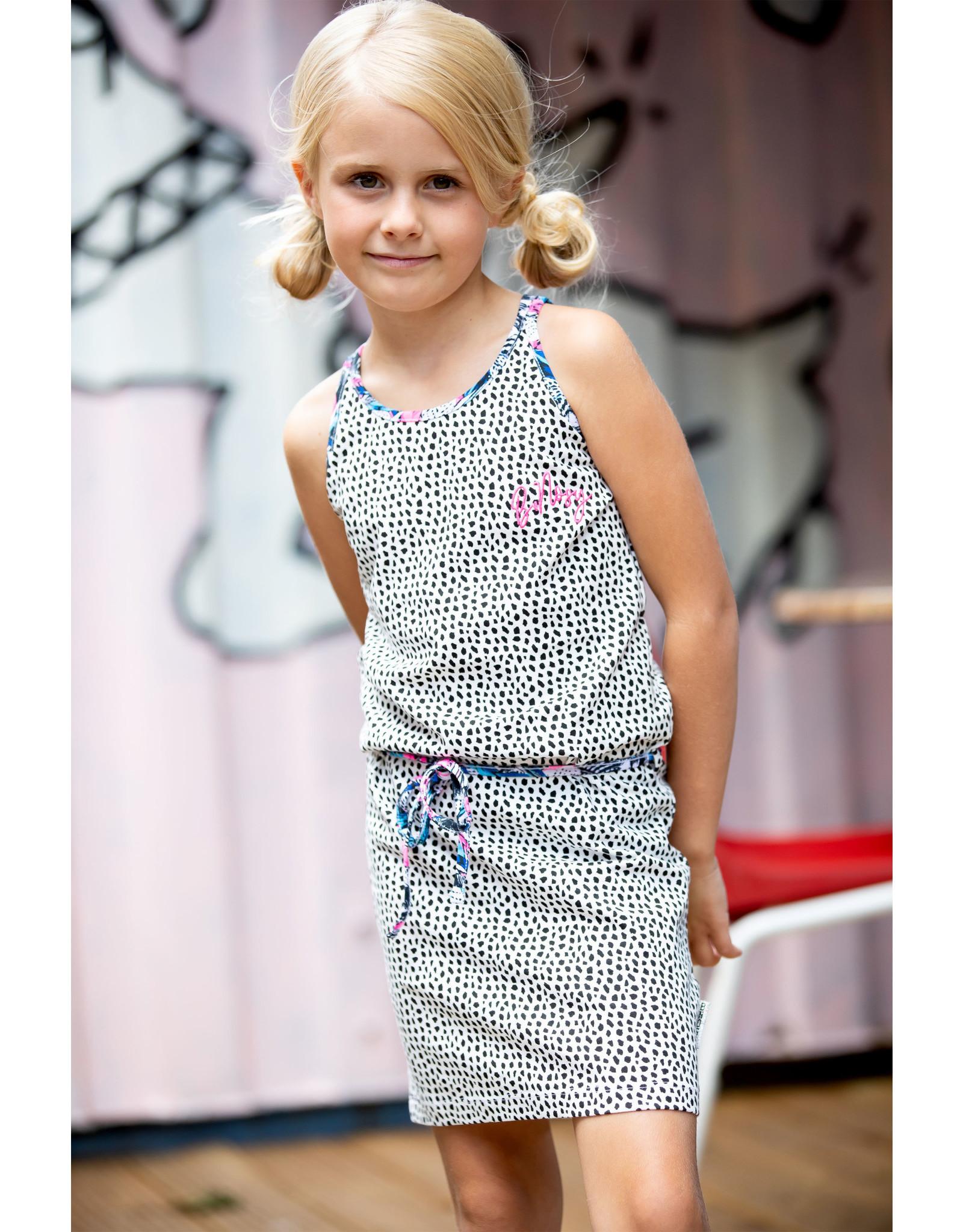 B.Nosy B.Nosy meisjes jurk Fash Spots