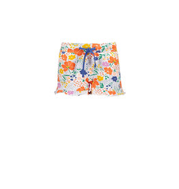 Moodstreet Moodstreet meisjes korte broek Orange Flower
