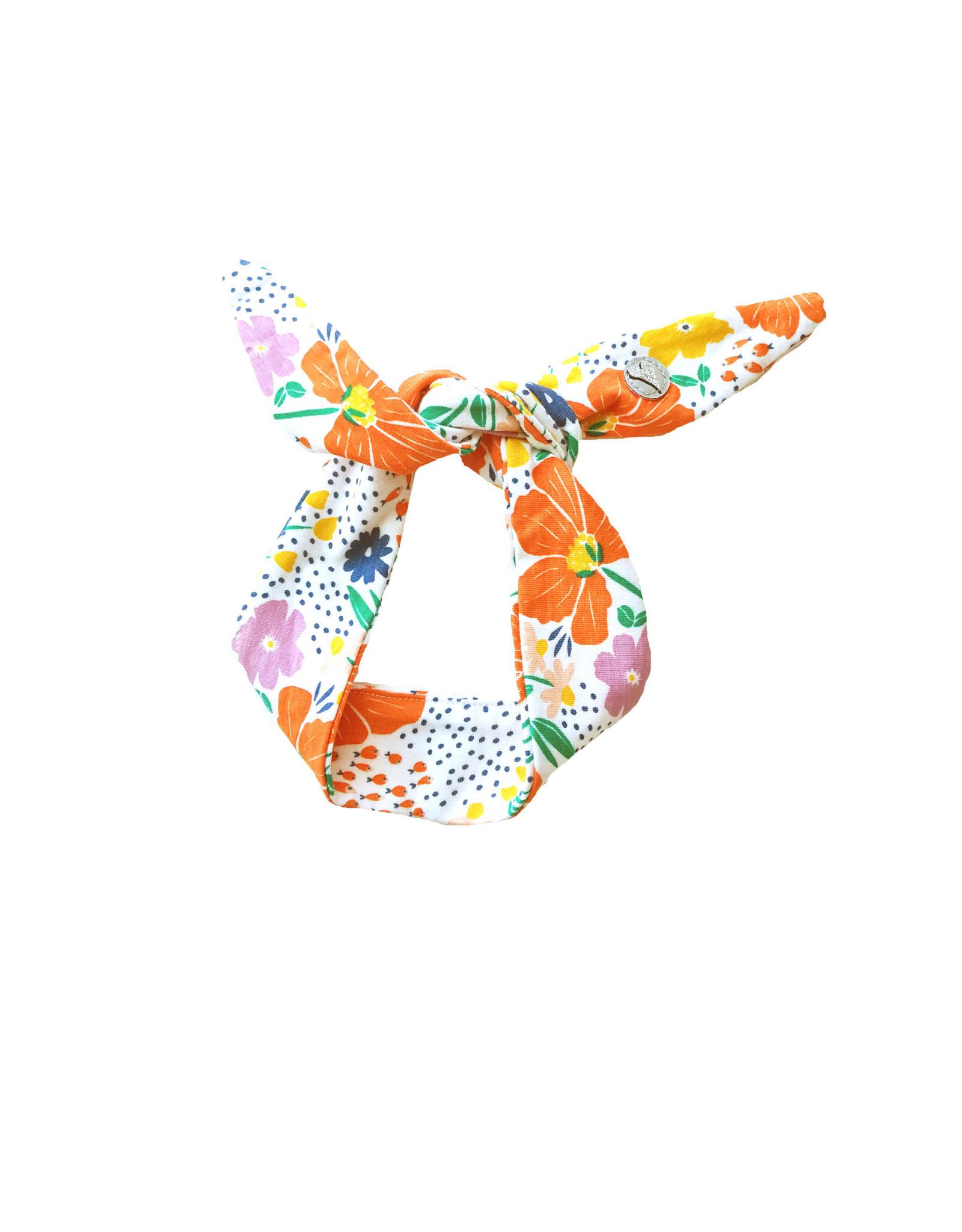 Moodstreet Moodstreet meisjes haarband Orange Flower