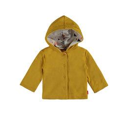 Bampidano Bampidano newborn vest Dani Yellow